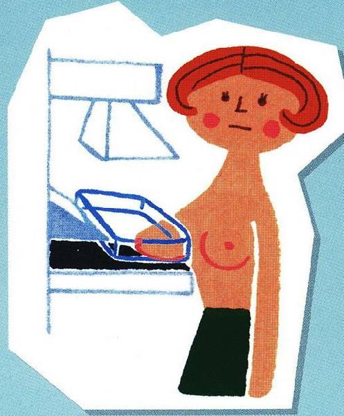 如何看懂乳房钼靶检查报告